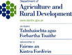 Image for Department of Agricultural and Rural Development logo