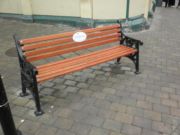 Image for Ballymoney Council - Public Seating